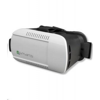 4smarts 3D brýle Spectator PLUS, bílá