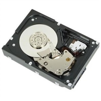 DELL 2TB 7.2K RPM SATA 6Gbps 512n 2.5in Cabled Hard Drive Cus Kit