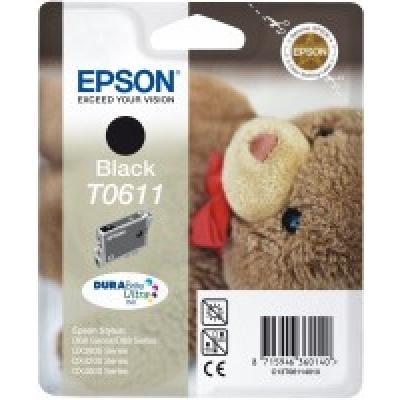 "EPSON ink čer Stylus ""Medvídek"" D68/D88/DX3850/DX4850"
