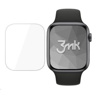 3mk ochranná fólie ARC SE pro Apple Watch 5, 44 mm (4ks)