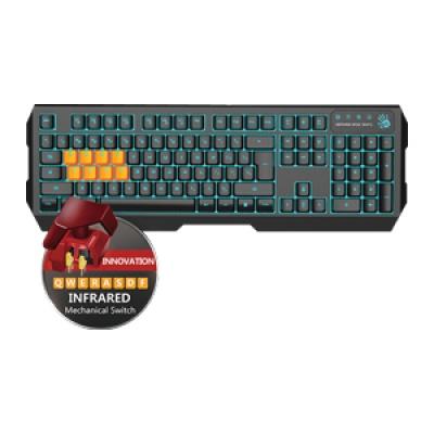 A4tech Bloody B188 podsvícená herní klávesnice, USB, CZ