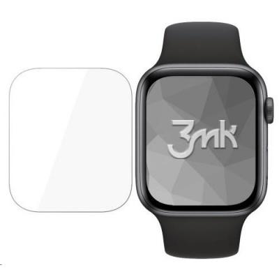 3mk ochranná fólie ARC SE pro Apple Watch 4, 44 mm (4ks)