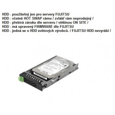 FUJITSU HDD SRV SATA 6G 500GB 7.2K NO HOT PL 3.5' ECO